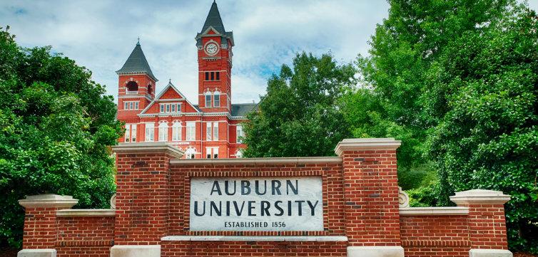 แนวควาวคิดหลาย ๆ อย่างของ Cook ถูกปลูกฝังที่ Auburn University