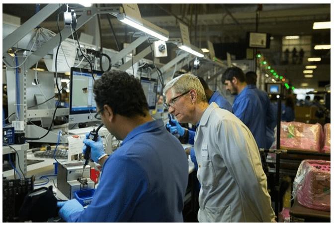 Tim Cook มีบทบาทสำคัญในการพลิกกลับมาทำกำไรได้อีกครั้งของ Apple