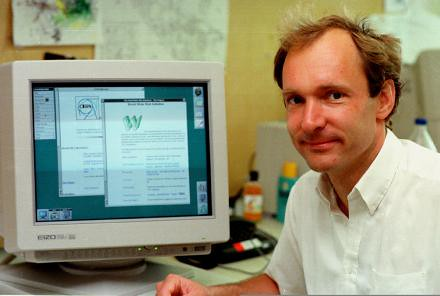 Tim Berners Lee ผู้สร้าง World Wide Web