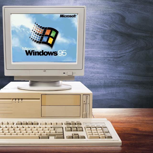 NetScape ต้องการลงในระบบปฏิบัติการใหม่ของ Microsoft อย่าง Windows 95