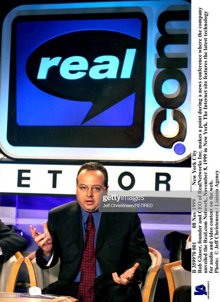 Rob Glacer จาก Realnetwork ที่จบไม่สวยกับ Microsoft