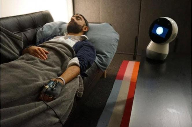อุปกรณ์ที่คอยเล่นเสียงที่บันทึกไว้ (ภาพจาก MIT)