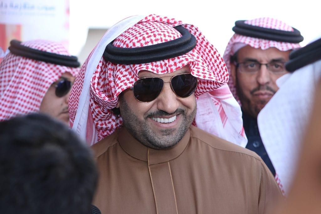 เจ้าชาย Turki Bin Abdullah Al Saud แห่งซาอุดิอารเบีย