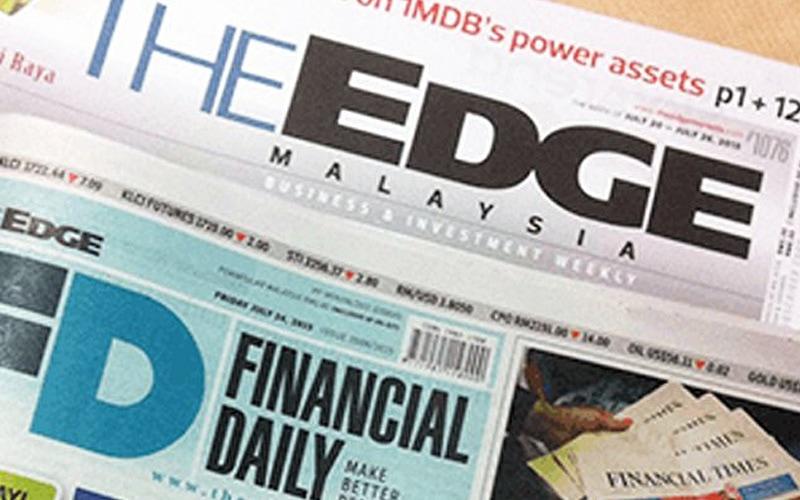 The Edge สื่อที่ Najib ไม่สามารถ Control ได้