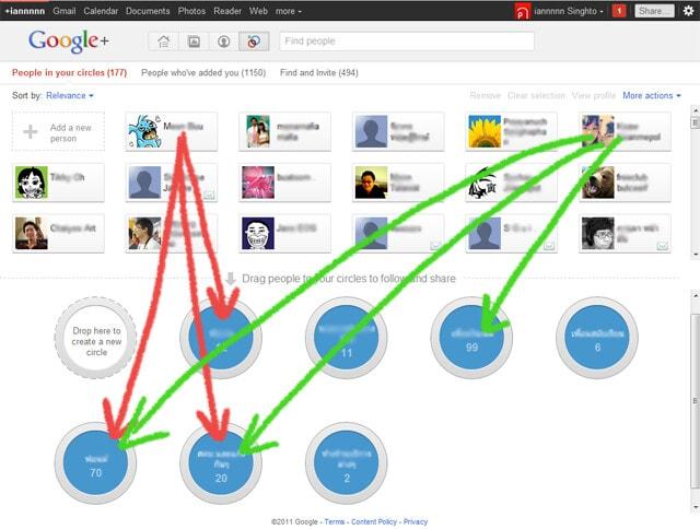 Google Plus ที่ออกแบบมาโดยไม่คำนึงถึงประสบการณ์ของผู้ใช้