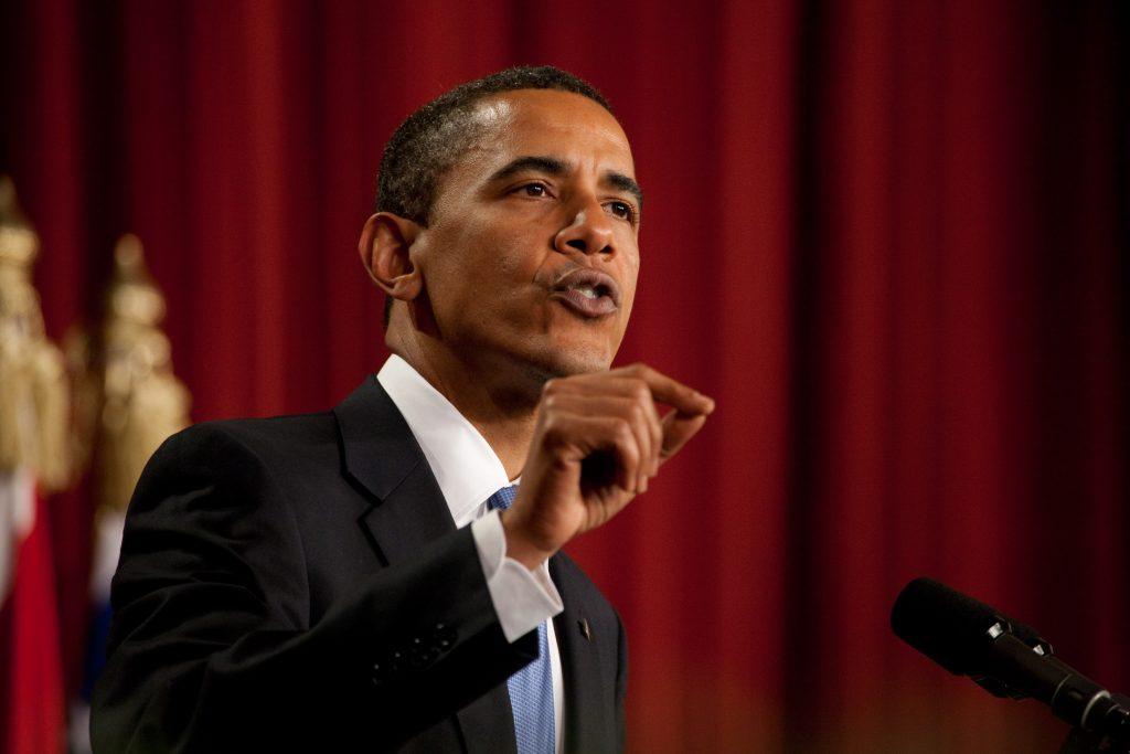 ประธานาธิบดี Obama ที่ผิดหวังใน Najib Razak อย่างรุนแรง