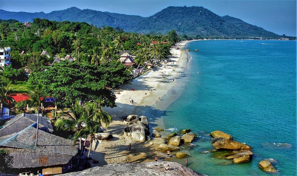 Justo ที่หนีมาใช้ชีวิต ที่เกาะสมุยในประเทศไทย