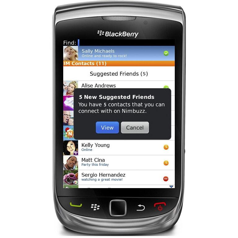 Blackberry Messenger ที่กลายเป็นบริการยอดฮิตแรกในยุคของสมา์ทโฟน