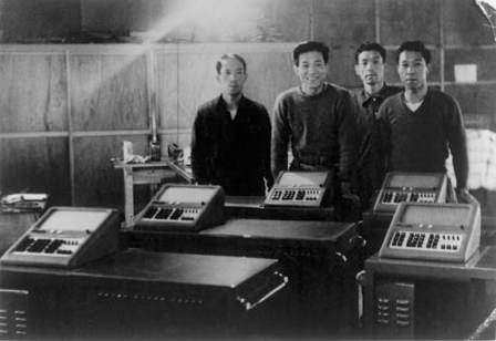 Tadao กับการพาบริษัทขึ้นเป็นผู้นำในอุตสาหกรรมด้านอิเล็กทรอนิกส์