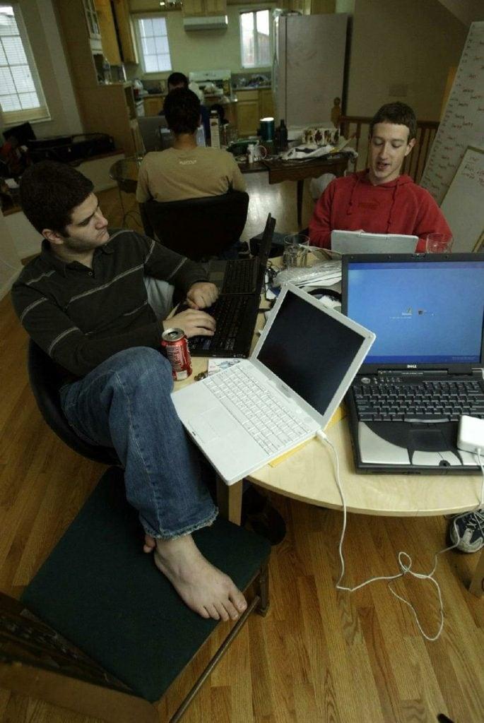 Dustin Moskovitz เรียนรู้ PHP อย่างรวดเร็วจนมาเป็นกำลังสำคัญของ Facebook