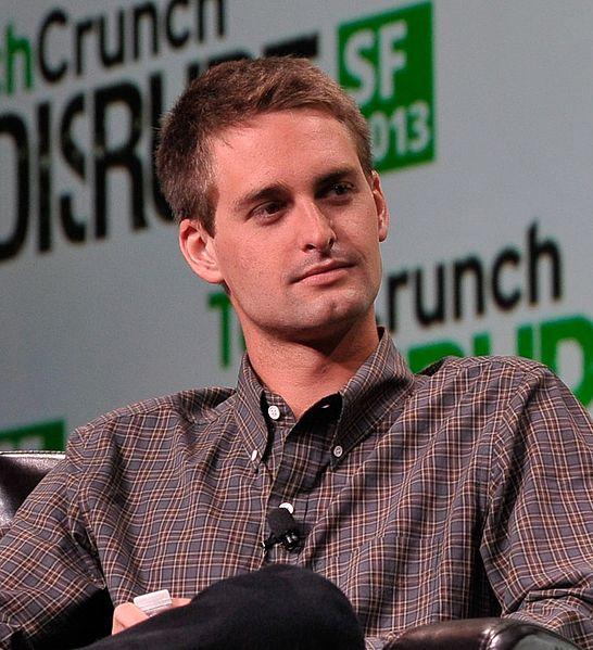 Evan Spiegel CEO ของ Snapchat ปฏิเสธการเข้าซื้อของ Mark Zuckerberg