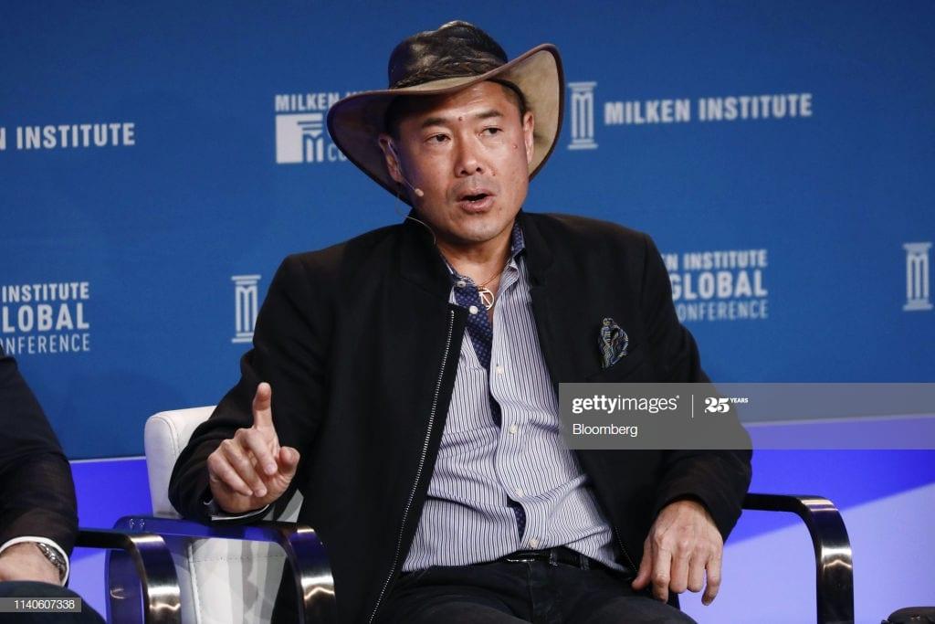 Bill Tai ที่เป็นคนชักชวน Perkins มาที่ Silicon Valley : ภาพจาก GettyImage