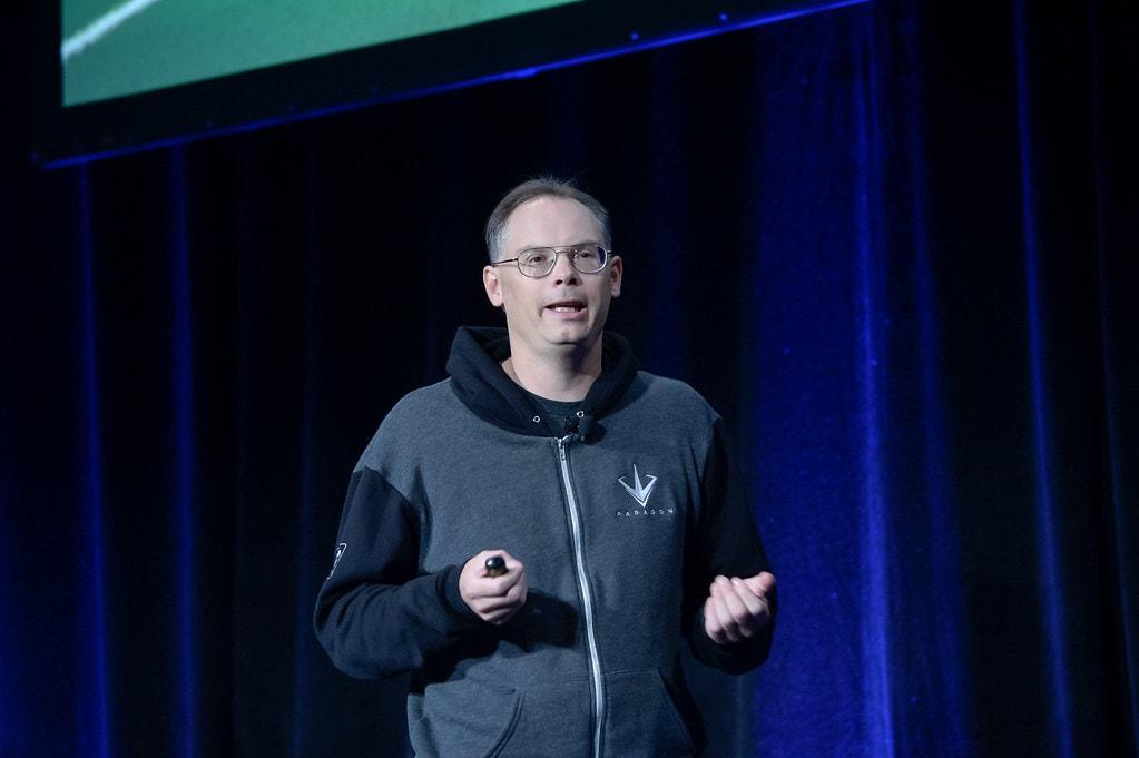 Tim Sweeney ที่ออกมาเปิดหน้าชน Apple โดยตรง