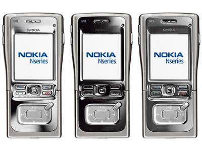 Nokia ที่ออก N91 มาท้าชน