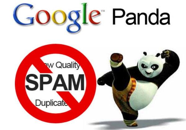 panda update กับการเปลี่ยนแปลงอัลกอริธึมครั้งสำคัญของ Google