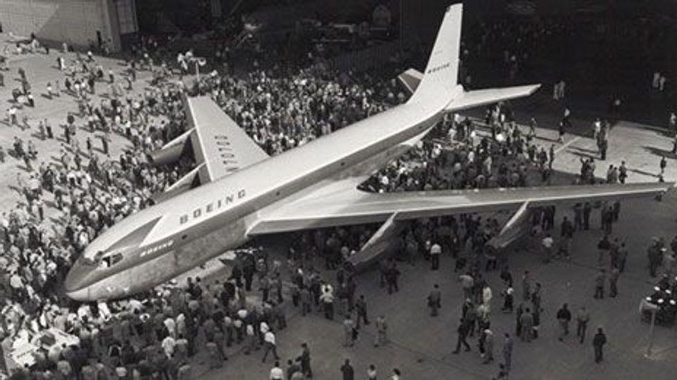 Boeing 707 ที่มาพลิกโฉมการบินพาณิชย์
