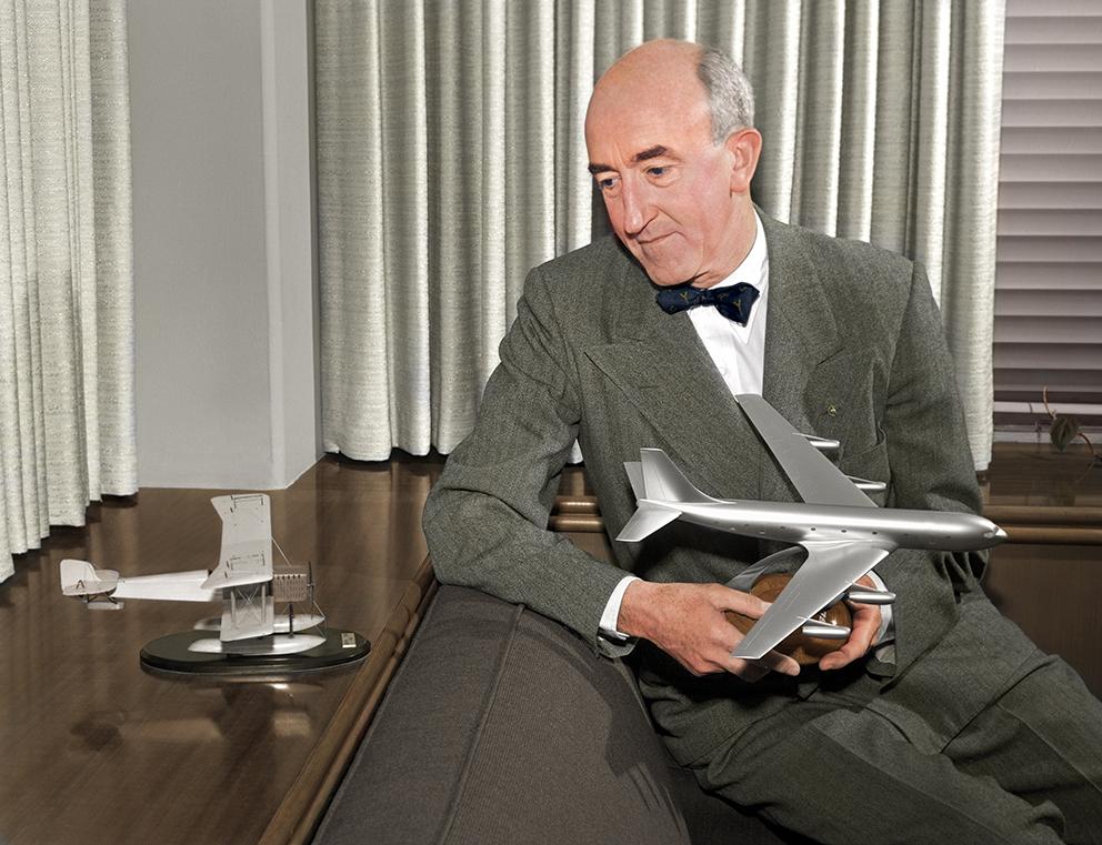 Bill Allen อดีตนักกฏหมายผู้มาพลิกโฉม Boeing
