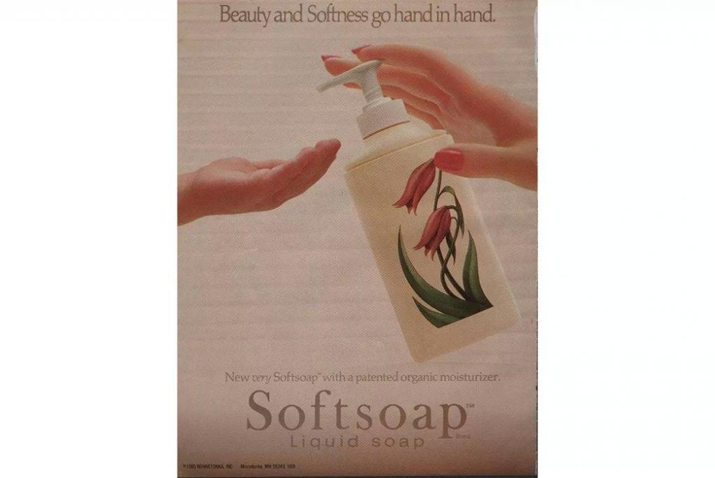 Softsoap ผลิตภัณฑ์ที่พลิกบริษัทของ Taylor