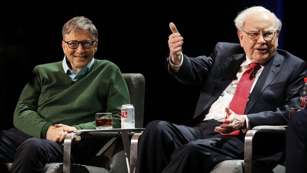 บริจาครายได้ครึ่งนึงให้ มูลนิธิ The Giving Pledge ของ bill Gates และ Warren Buffet
