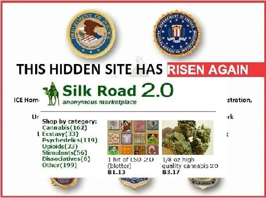 Silk Road กำลังจะถูกเล่นงานจากหน่วยงานของรัฐบาล