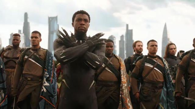 Black Panther ภาพยนตร์เรื่องแรกในรอบหลายสิบปีที่เข้าฉายในซาอุดิอาระเบีย
