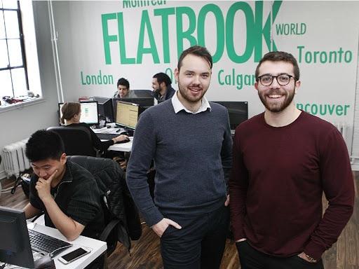 Davidson และ Pellan ที่เริ่มต้นการสร้าง Flatbook ก่อนที่จะกลายมาเป็น Sonder