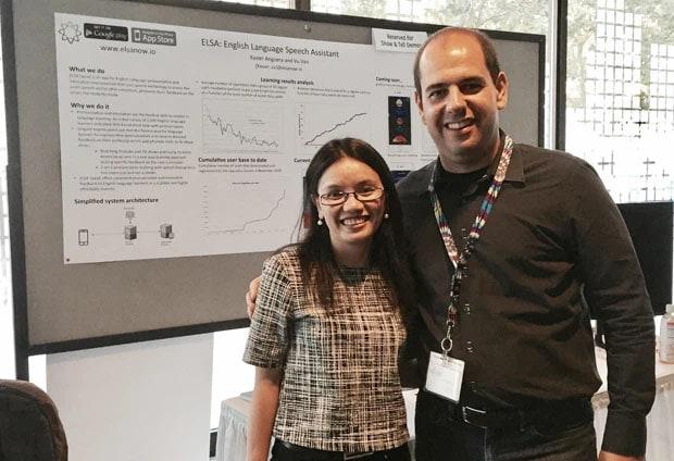 Xavier Anguera ผู้เชี่ยวชาญด้านเทคนิค Voice Recognition