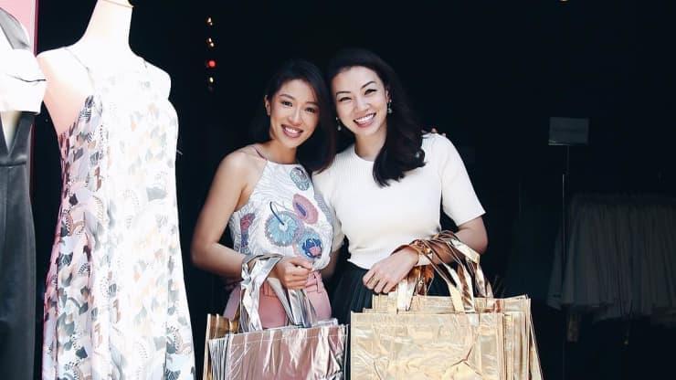 Rachel Lim และ Viola Tan ผู้ร่วมก่อตั้ง Love, Bonito