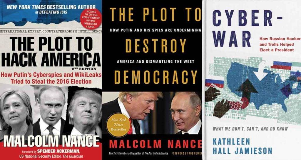 หนังสือ Cyberwar