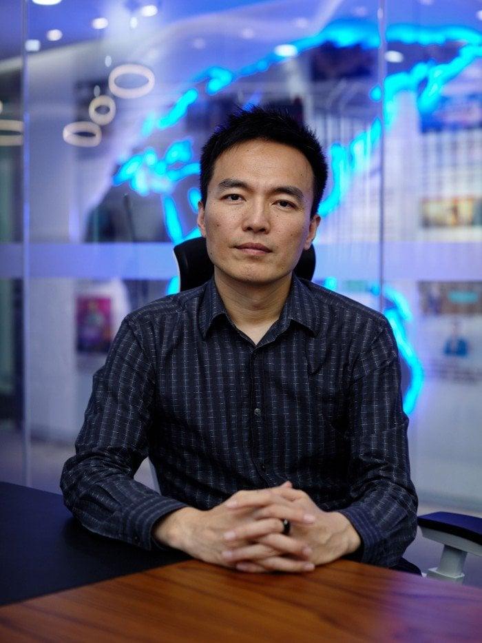 Derek Li ผู้ก่อตั้ง Squirrel AI