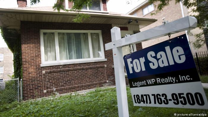 ชาวอเมริกันเกือบ 4 ล้านคนสูญเสียบ้านในวิกฤติทางการเงินในปี 2008 (CR:DW.com)
