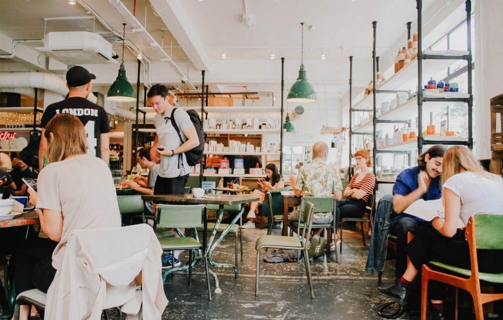 Coworking Space กำลังปรากฏขึ้นทั่วในเมืองใหญ่ทั่วอเมริกา (CR:medium.com)
