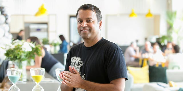 Shiva Rajaraman มือดีด้านเทคโนโลยีที่ Adam ได้มาร่วมทีม (CR:CTech.com)