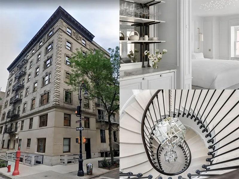 เพนต์เฮาส์สุดหรูใจกลางนิวยอร์กที่ Adam ได้ซื้อทันทีหลังจากขายหุ้นล็อตใหญ่ (CR:BusinessInsider.com)