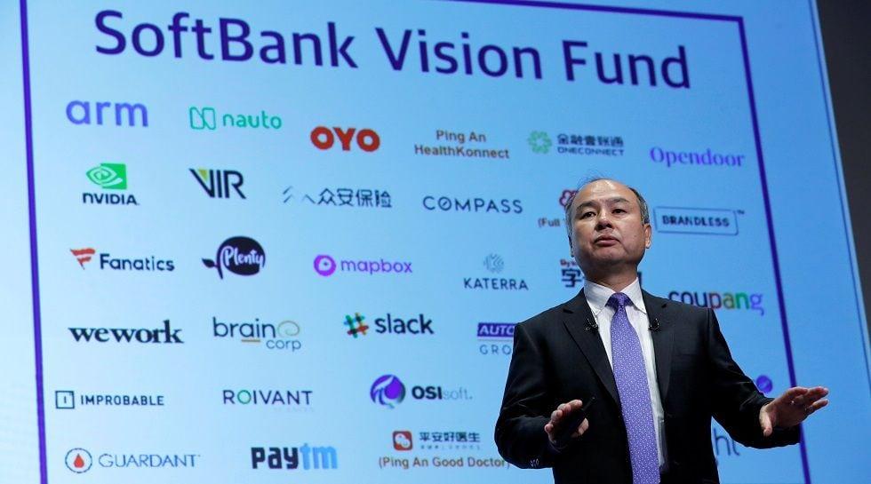 Son กำลังหาเงินเพิ่มสำหรับ Vision Fund ที่สองของเขา (CR:DealStreetAsia.com)