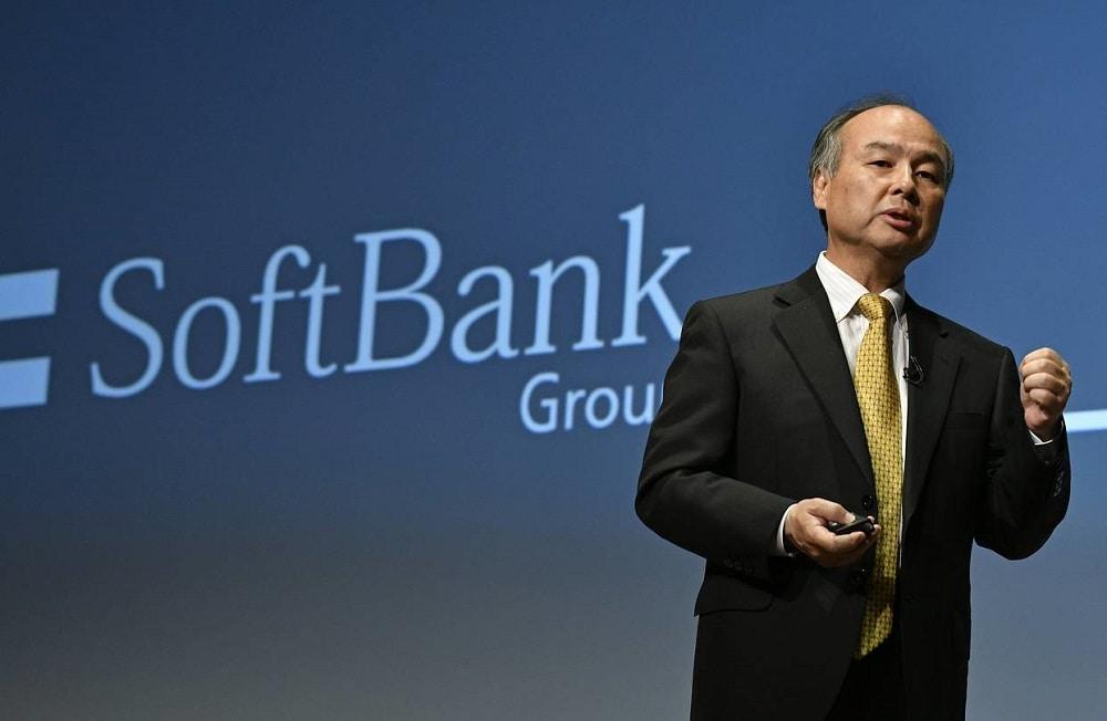 Masayoshi Son แห่ง Softbank ที่ทำการระทุนก้อนยักษ์ใหญ่ที่สุดในโลก (CR:Menabytes)