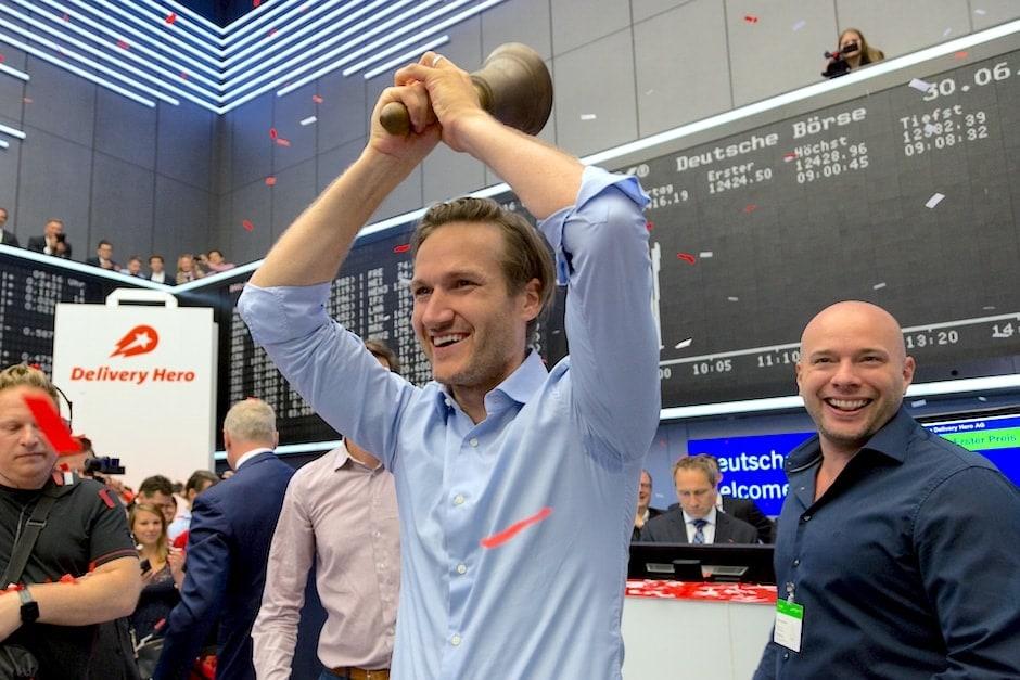สามารถพา Delivery Hero เข้าสู่เส้นชัยใน IPO ได้สำเร็จ (CR:artichoax.com)