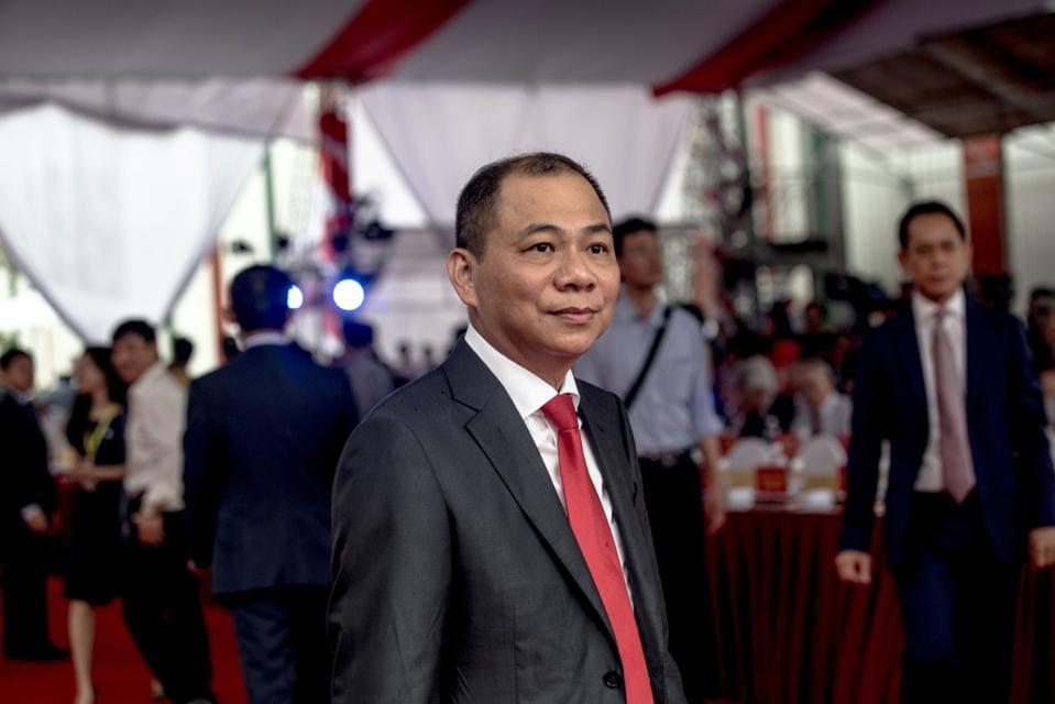 Pham Nhat Vuong เจ้าของอาณาจักร VinGroup ผู้กล้าท้าชน Tesla