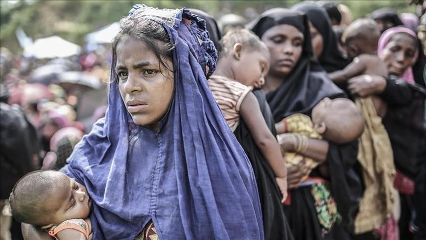 พลังของ Social Media ที่นำไปสู่การฆ่าล้างเผ่าพันธุ์โรฮิงยา (CR:aa.com.tr)