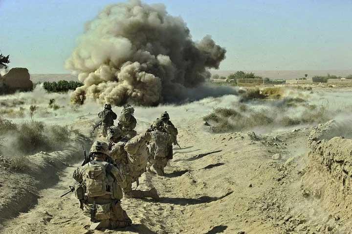 ระเบิดแสวงเครื่อง IED ทำให้เหล่าทหารของพันธมิตร NATO และสหรัฐฯ เสียชีวิตเป็นจำนวนมาก