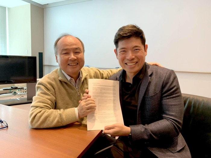 SoftBank ของ Masayoshi Son ที่เป็นนักลงทุนรายใหญ่ที่สุดของ Grab (CR:BEAMSTART)