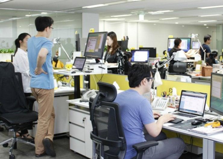 Kakao ได้สร้างวัฒนธรรมองค์กรแบบใหม่ เพื่อดึงดูดคนรุ่นใหม่ (CR:The Korea Times)