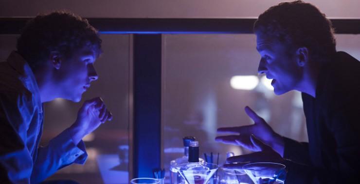 บทสนทนา ระหว่าง Sean Parker  และ Mark Zuckerberg จากภาพยนตร์ชื่อดัง The Social Network (CR:The Ofy)