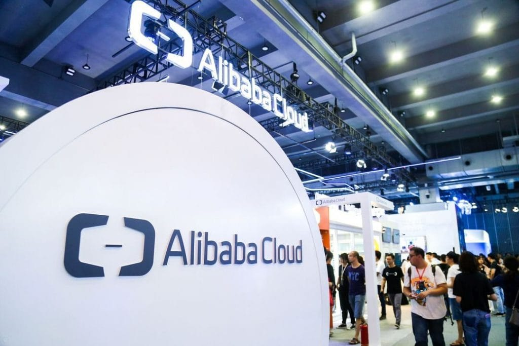 Alibaba Cloud ที่มีส่วนแบ่งการตลาดสูงสุดอาจโดนผลกระทบไปเต็ม ๆ (CR:Data Center Dynamics)
