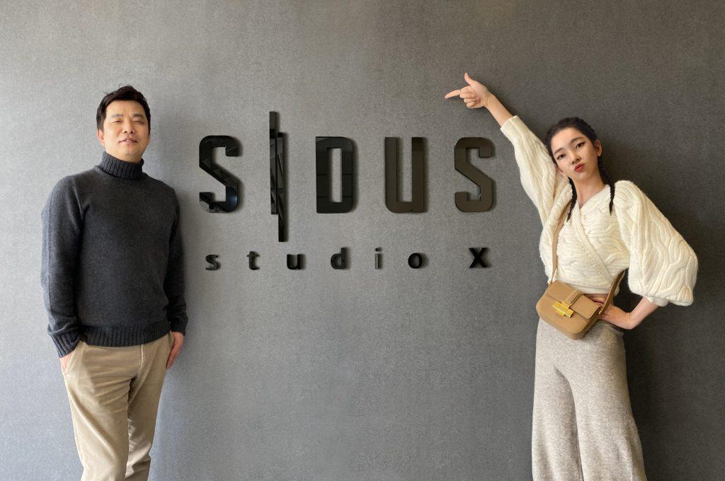 Sidus Studio X ผู้สร้าง Rozy (CR:Kanto-Creative Corners)