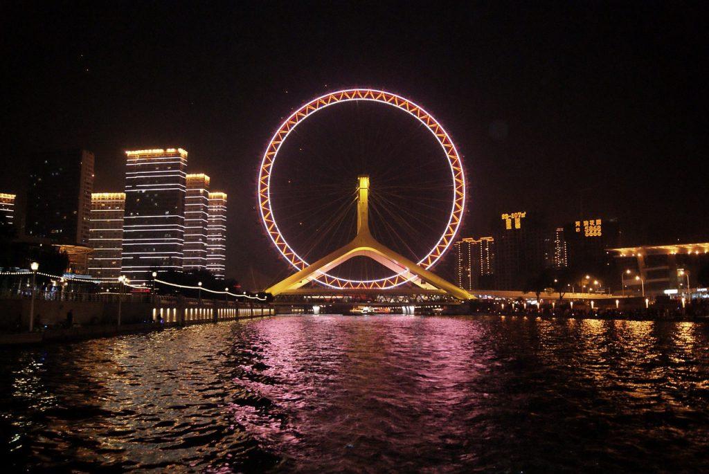 เทียนจิน เมืองแรกที่จะมีการจัดการอย่างเด็ดขาด (CR:wikimedia.org)