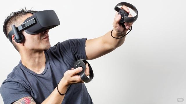 Oculus Rift ที่ดูจะยังไม่ปังเท่าที่ควร (CR:Ars Technica)