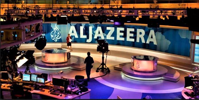 การถือกำเนิดของ Al Jazeera คืออีกหนึ่งชนวนสำคัญ (CR:Inside Arabia)